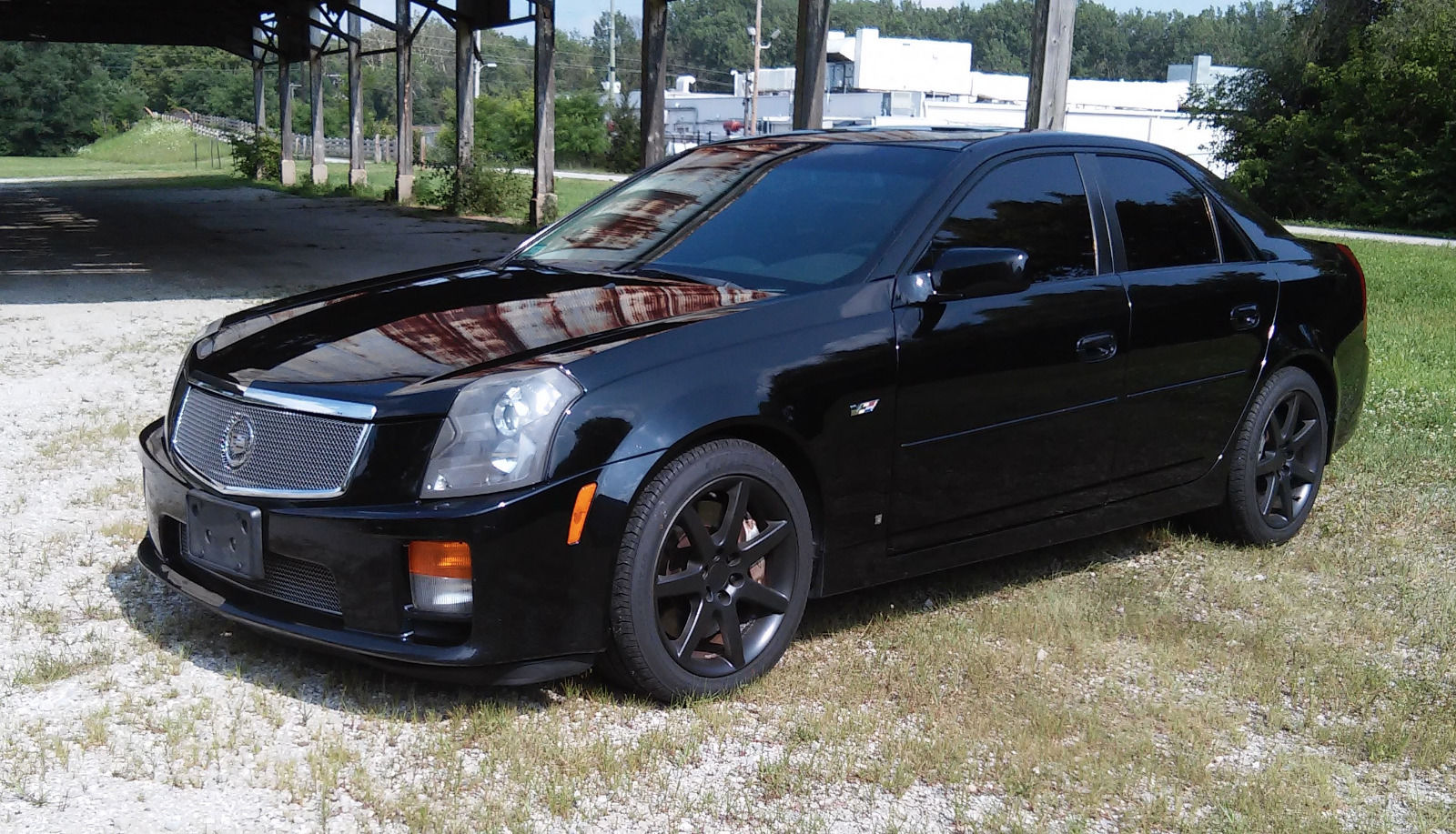 Daily Turismo  You Can Kill A Horse  2006 Cadillac Cts