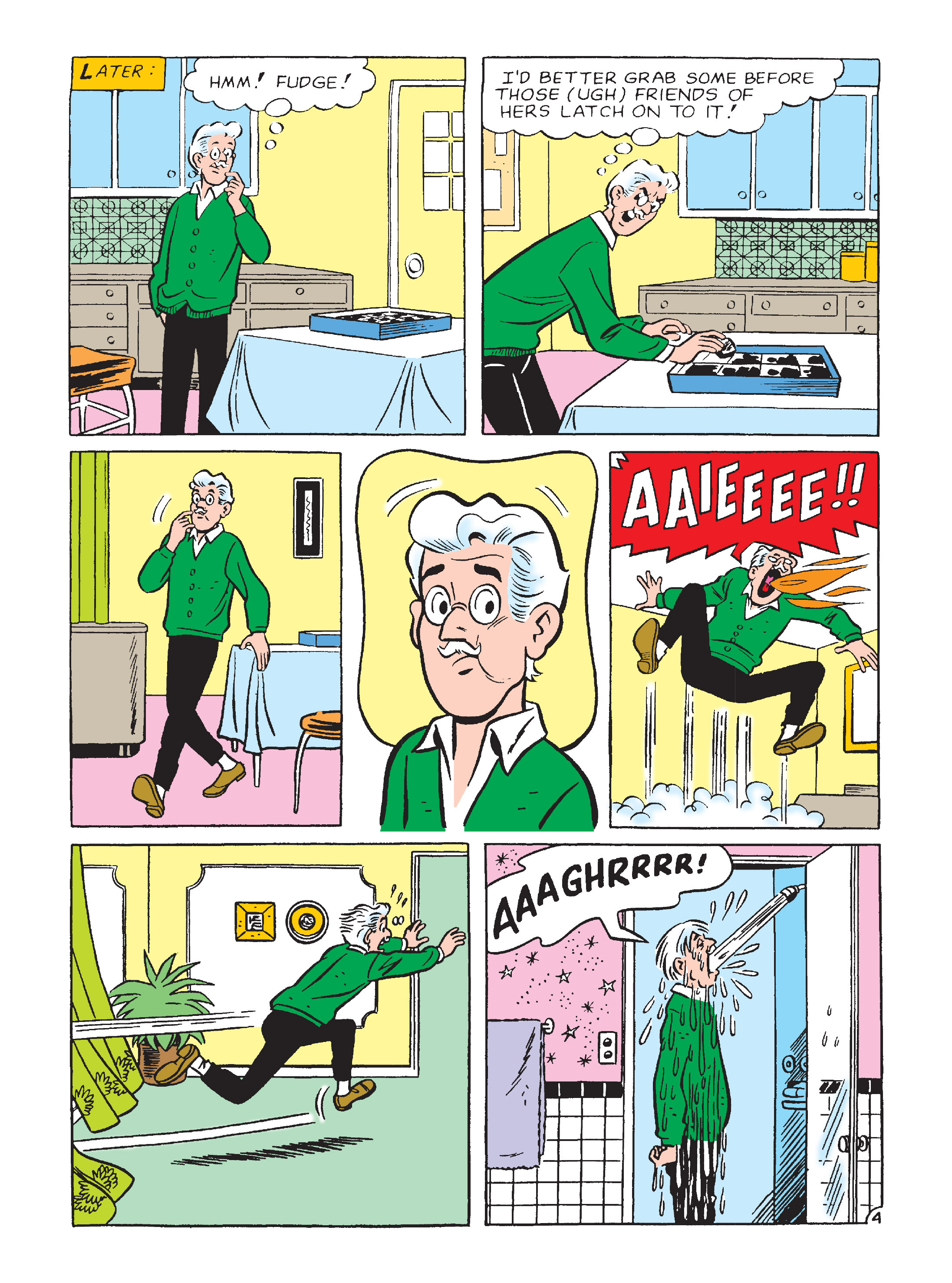 Read online Archie's Funhouse Double Digest comic -  Issue #2 - 32