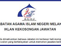 Jawatan Kosong di Majlis Agama Islam Negeri Melaka (JAIM) - Guru