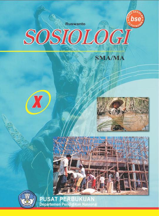 KUNCI JAWABAN Sosiologi SMA/SMK Kelas Sepuluh KURIKULUM ...