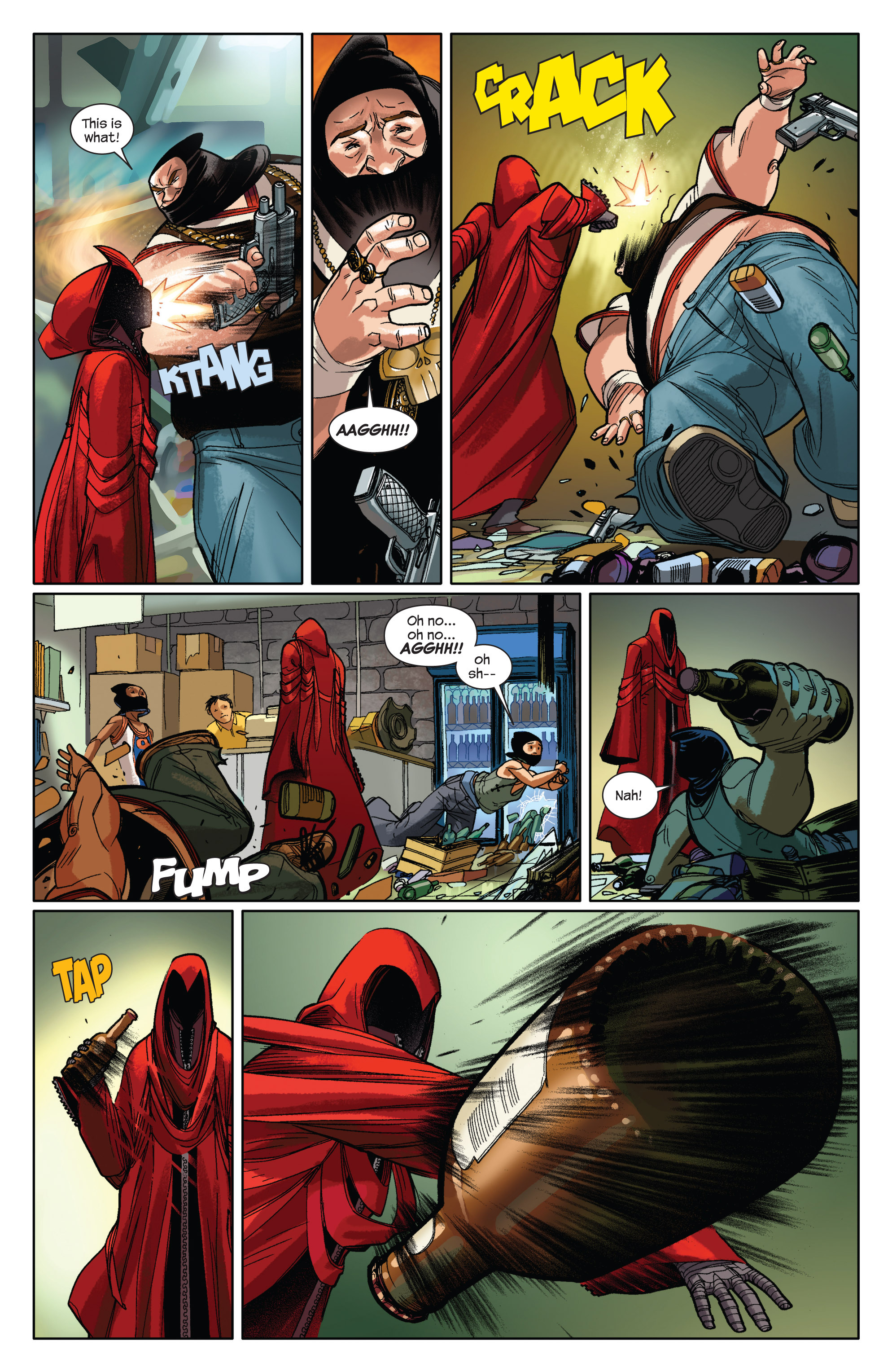 Read online Ultimate Spider-Man (2009) comic -  Issue #1 - 11