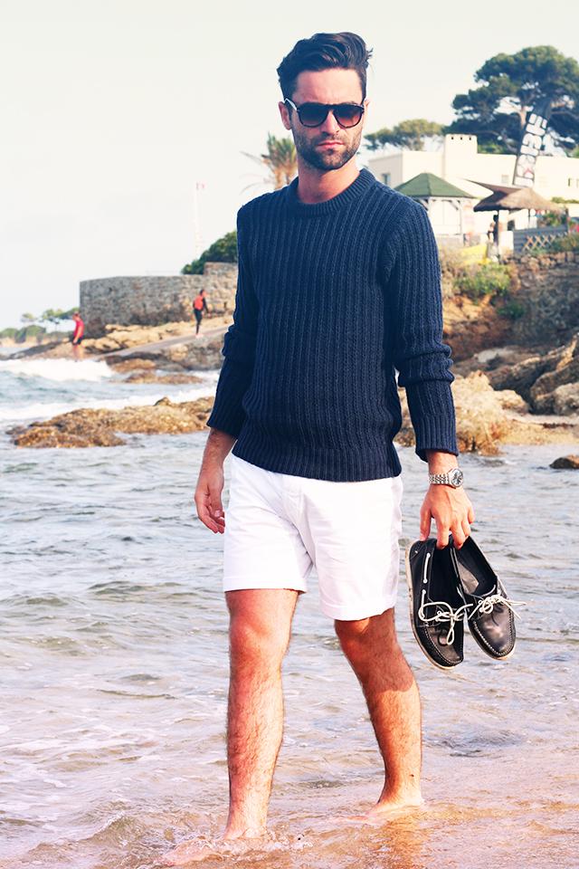 Smira Fashion Men S Fashion Blog Beach Waves Sainte Maxime