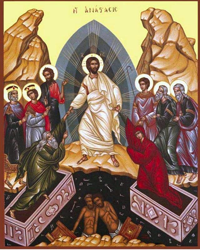 Η Ανάσταση του Χριστού και η Ανάσταση του Ανθρώπου