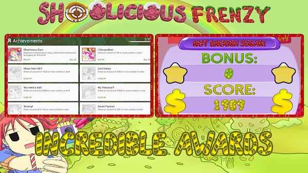 Shoolicious Frenzy - Screenshot 4
