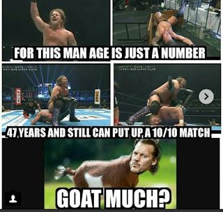 Goat much