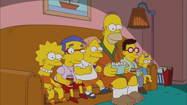 season 22 The Simpsons