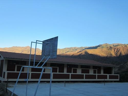 Colegio AREAS TECNICAS PAYLLIHUA