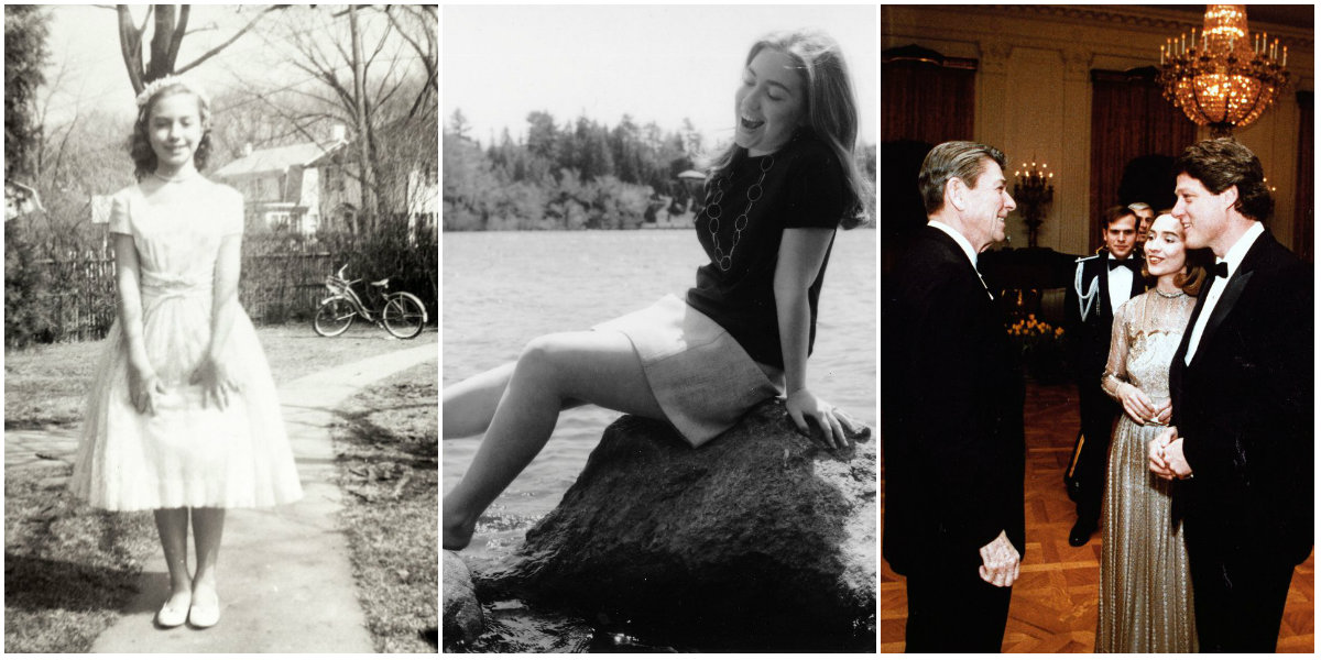 20 Rarely Seen Photos of a Young Hillary Clinton From the 1960s