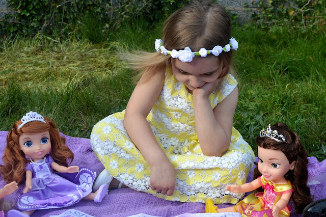 Jakks Disney Princess Toddler Dolls