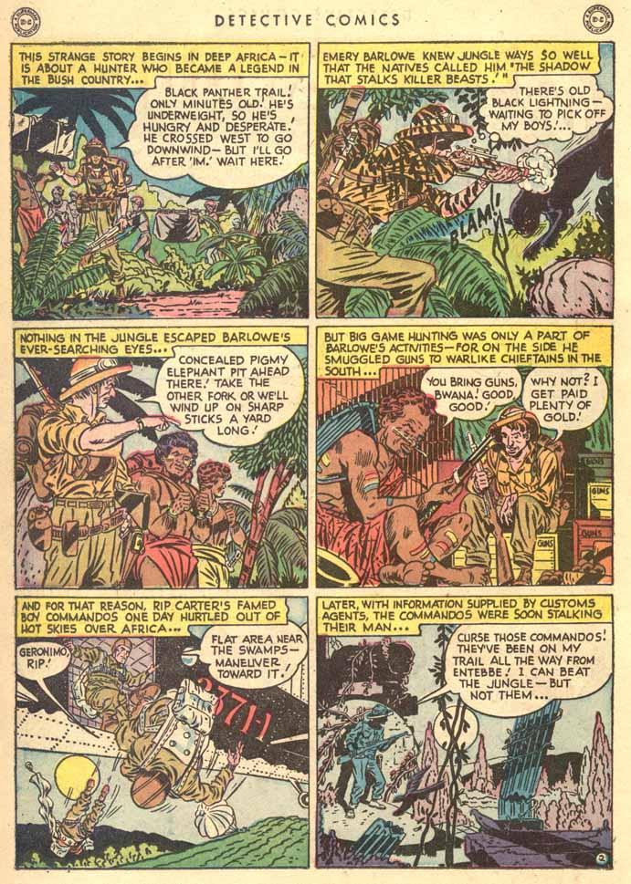 Read online Detective Comics (1937) comic -  Issue #147 - 37