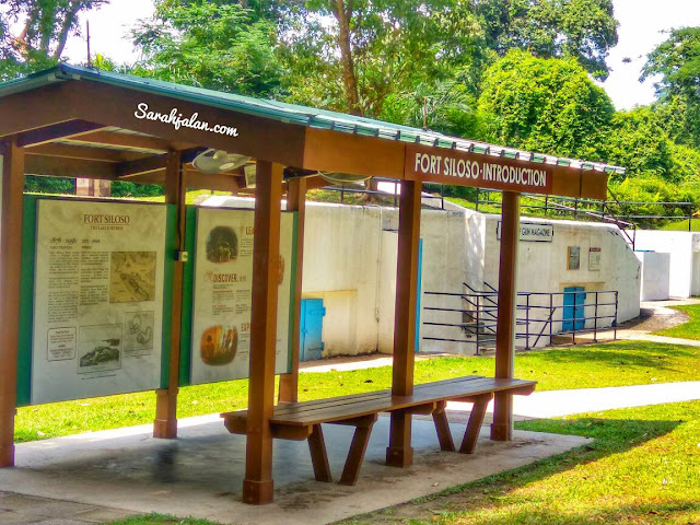 fort siloso singapure