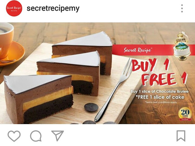 secret recipe promotion, chocolate brulee, best cake in china 2016,