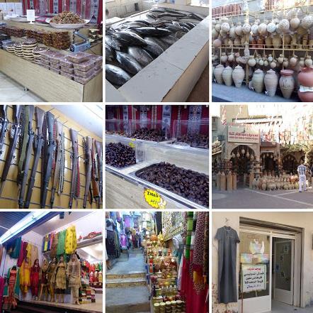 Oman: Souq di Nizwa e Muscat