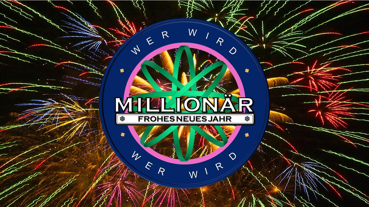 Wer wird Millionär?: Frohes Neues Jahr 2017