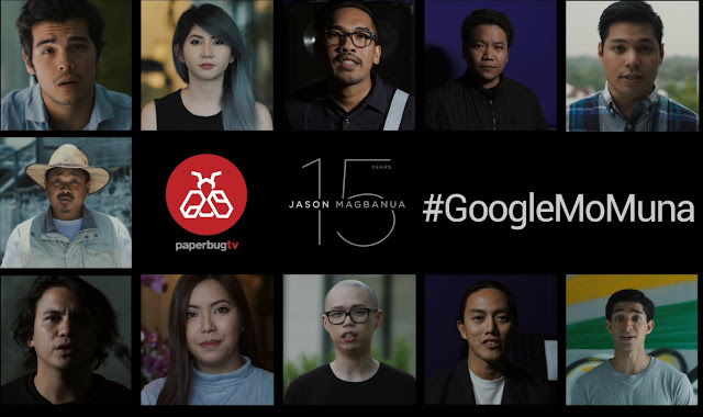 YouTube stars encourage Filipinos to be in-the-know.