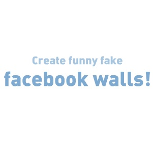 TheWallMachine: Fake Facebook Generator