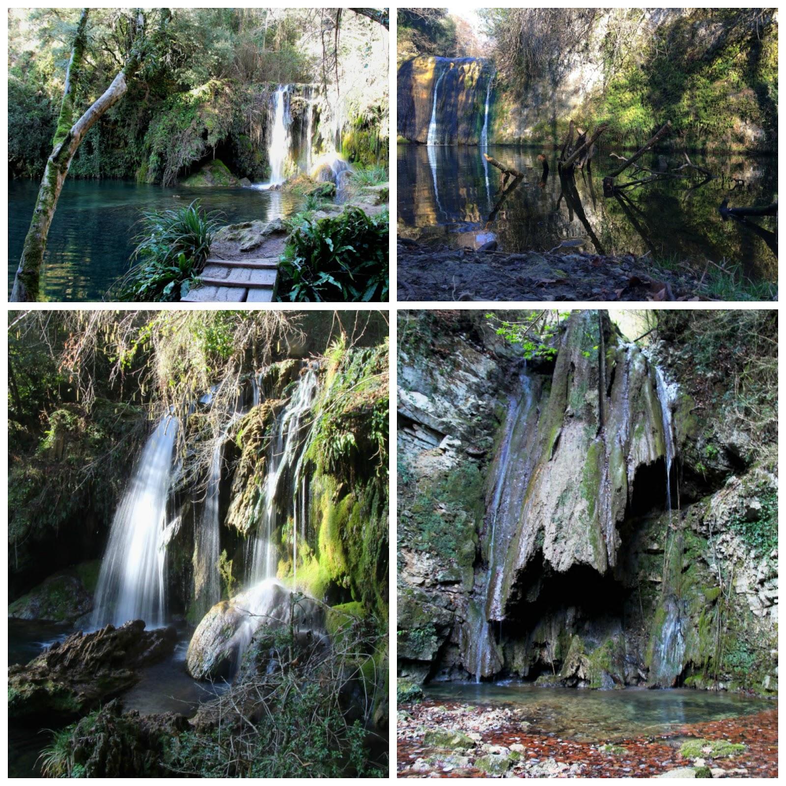 Cómo llegar al Molí dels Murris y otras pozas de la Garrotxa