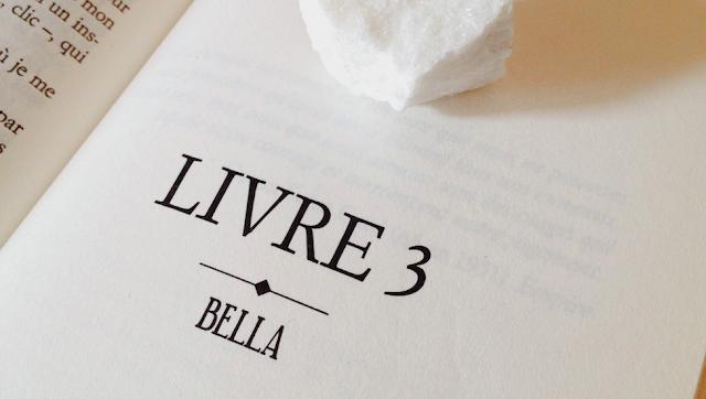 Livre 3 Bella