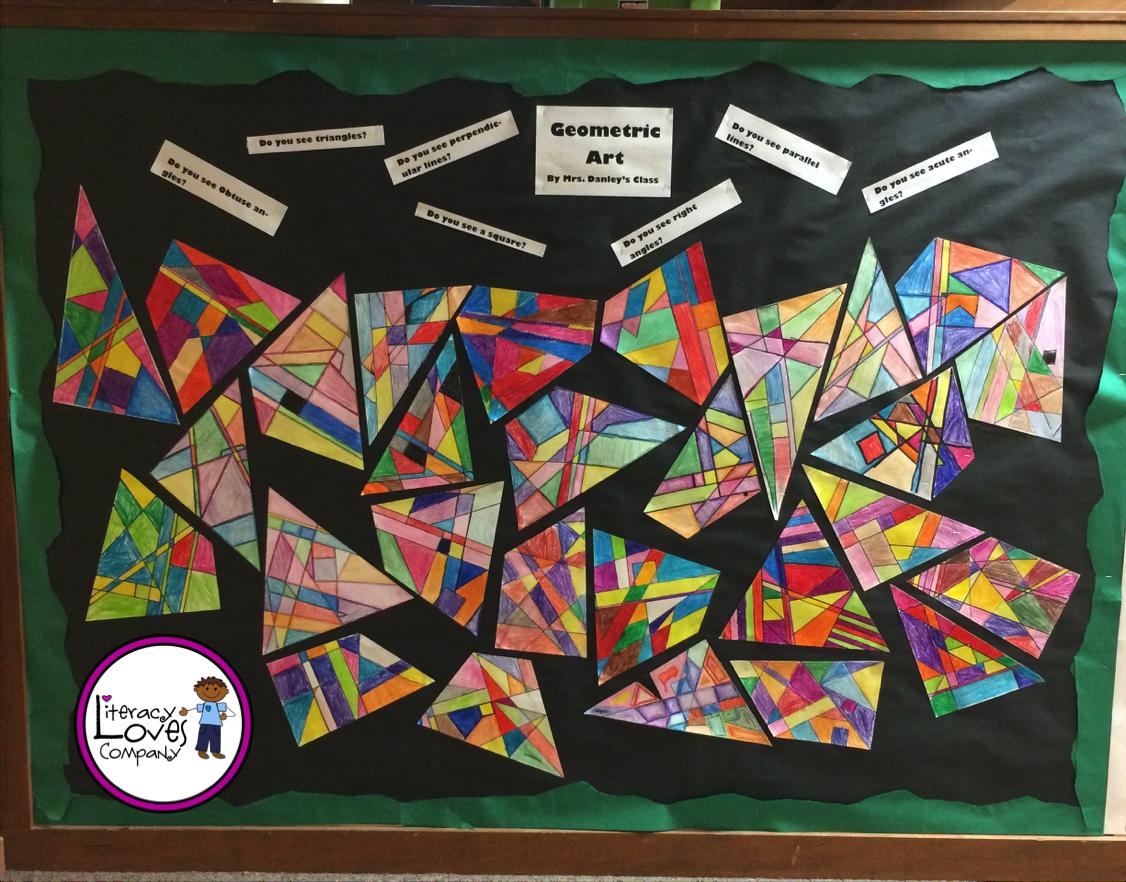 Literacy Loves Company Make Math Fun Add A Splash Of Art