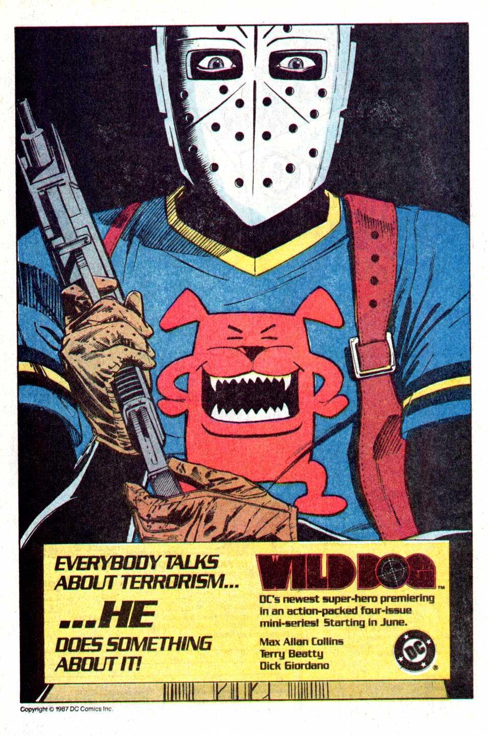 Read online Secret Origins (1986) comic -  Issue #17 - 34