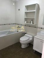 Căn hộ 117m2 Flemington - phòng tắm