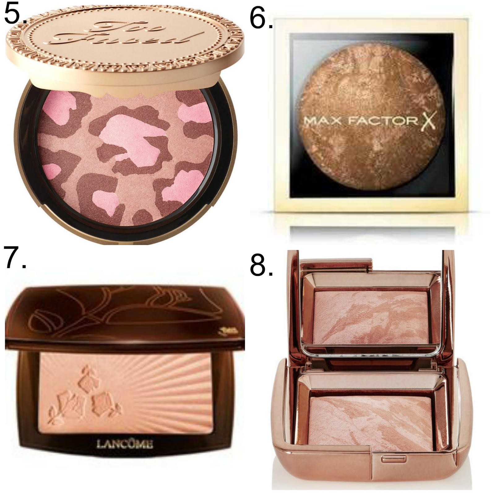 get your glow on 8 bronzers you need this summer too faced lancome