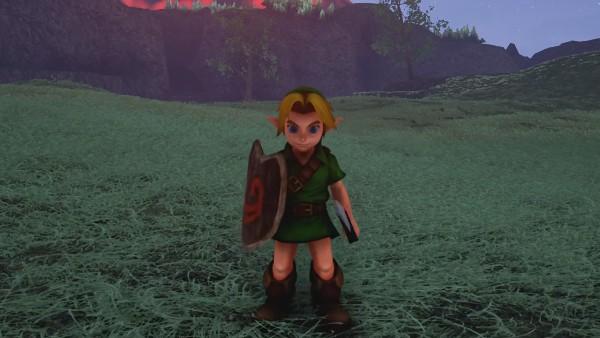 Um usuário do Youtube trabalhou com a última versão da Unreal Engine 4 e agora nos mostra como seria Ocarina of Time em alta definição.