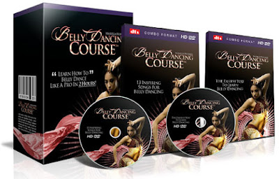 ♥ BellyDancingCourse™ - The #1 Home Belly Dancing Class With 50 Video Lessons That Guarantees Results! ♥