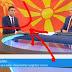 ΤΕΡΑΣΤΙΑ ΠΡΟΚΛΗΣΗ! Ο υπουργός Εξωτερικών των Σκοπίων με φόντο τον Ήλιο της Βεργίνας...
