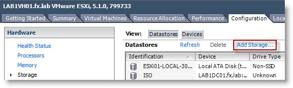 WS2012 Storage - iSCSI Target Server - Configuring an iSCSI