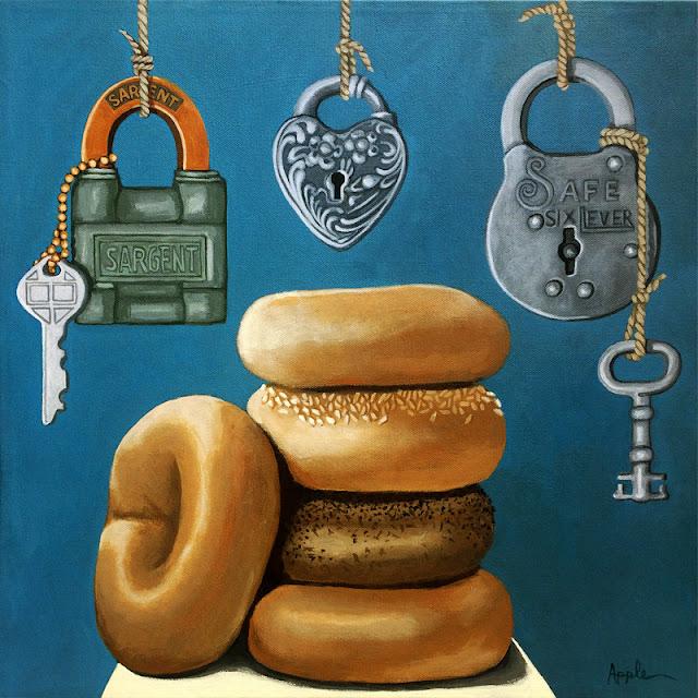 https://www.etsy.com/listing/484627554/bagels-locks-realistic-still-life