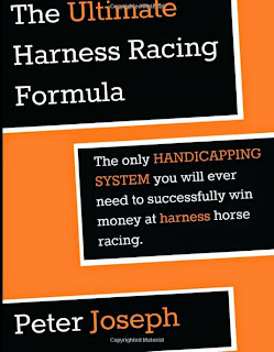 http://www.amazon.com/Ultimate-Harness-Racing-Formula-HANDICAPPING/dp/1495919668/ref=sr_1_1?s=books&ie=UTF8&qid=1415827806&sr=1-1&keywords=peter+joseph+horse+racing