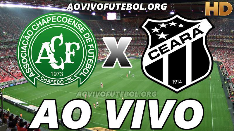 Assistir Chapecoense vs Ceará Ao Vivo HD