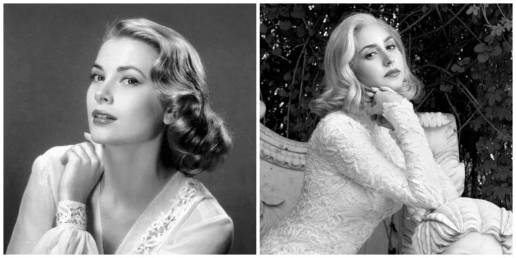 A Vintage Nerd Old Hollywood Grandchildren Grace Kelly