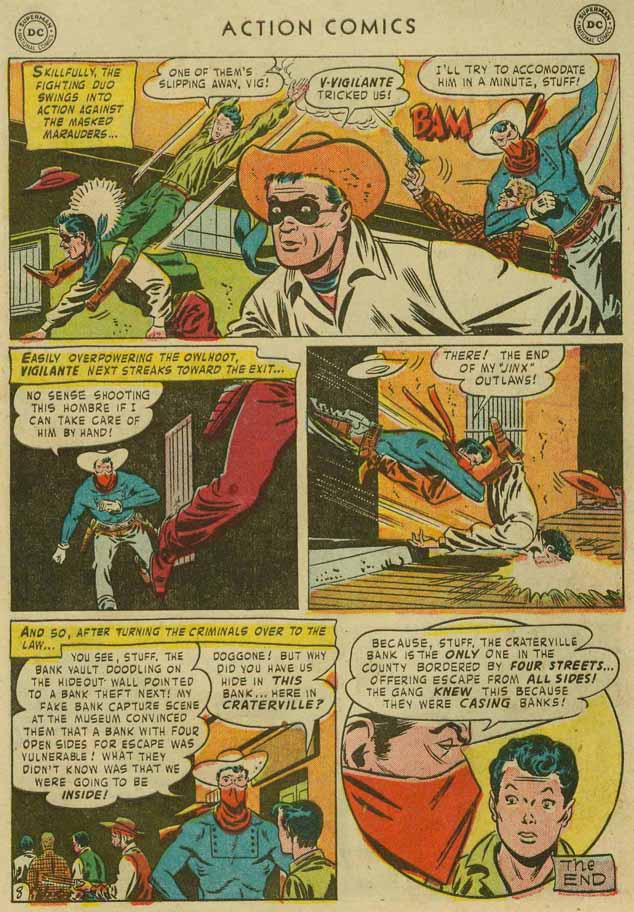Read online Action Comics (1938) comic -  Issue #173 - 43