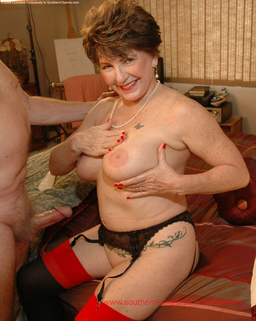 Southern charms matures lesbian