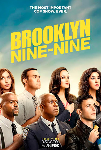 Brooklyn Nine-Nine Temporada 5 (HDTV 720p Ingles Subtitulada) (2017)
