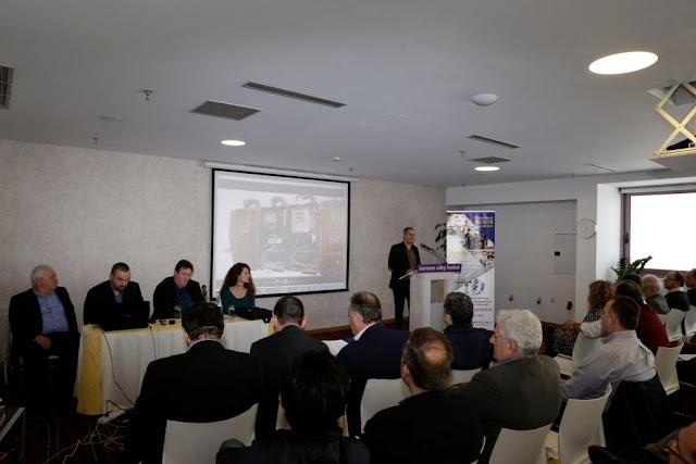 Με επιτυχία πραγματοποιήθηκε η 1η Ημερίδα με θέμα: «Η διαχρονική αξία των μετρήσεων στην κατανάλωση ηλεκτρικής ενέργειας»