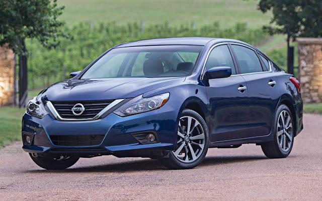 Novo Nissan Altima 2016