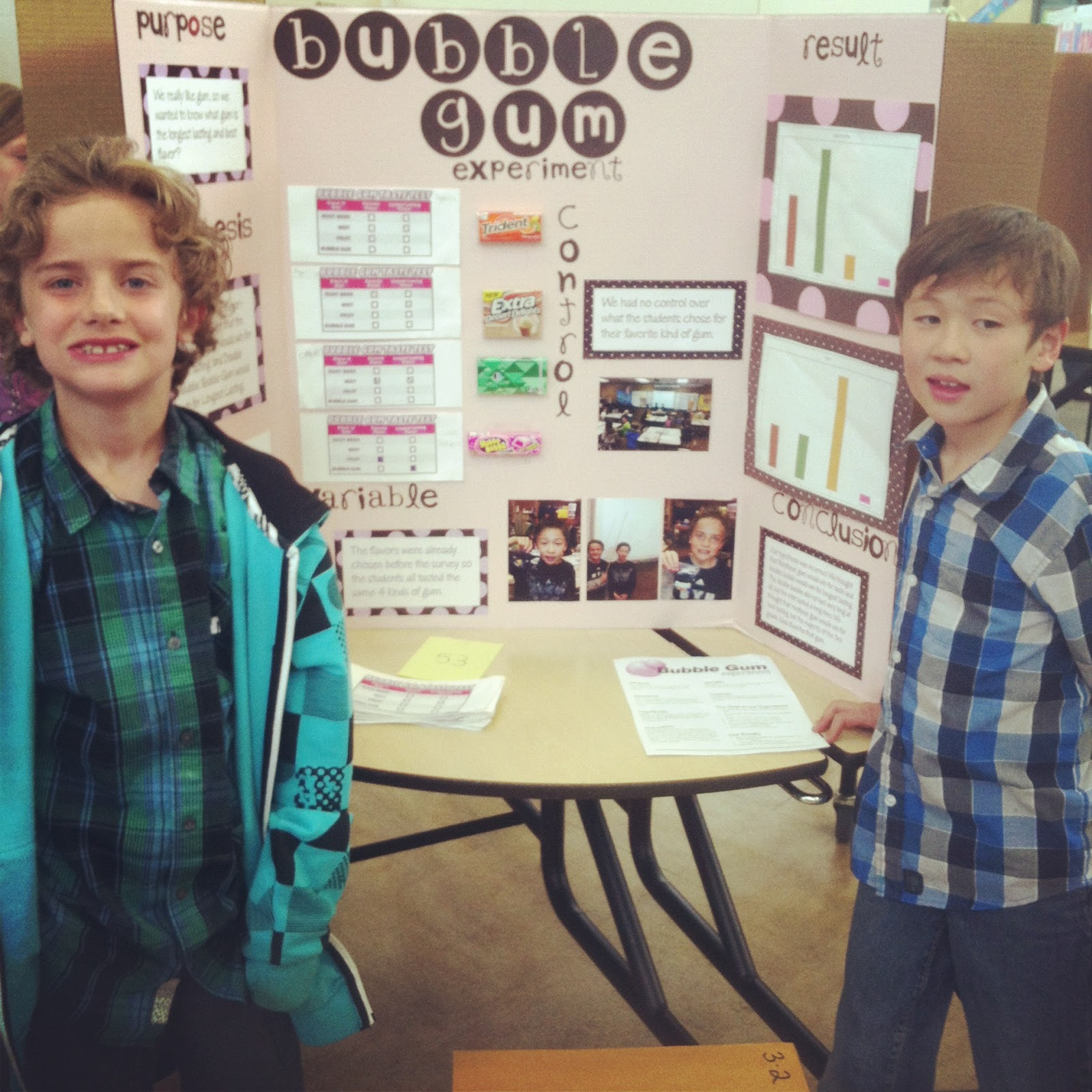 Fackrellfamilyadventures The Science Fair