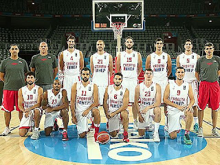 Croatia Men's Basketball PyeongChang Olympics Team Roster 2018