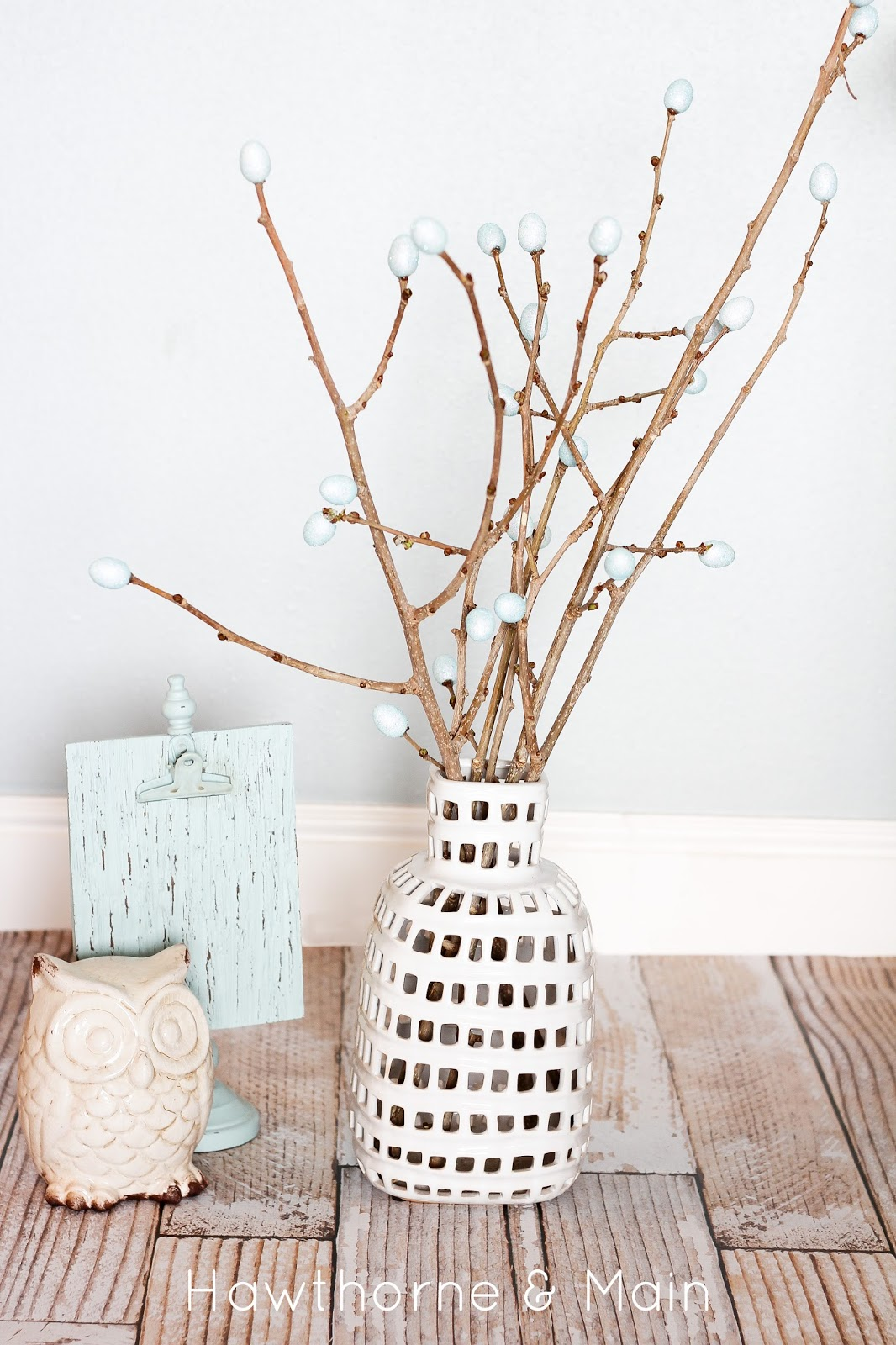 Spring buds vase filler pretty providence what a simple way to welcome the changing of the seasons yay for spring reviewsmspy