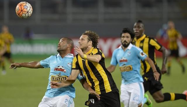 Peñarol vs Sporting Cristal en vivo
