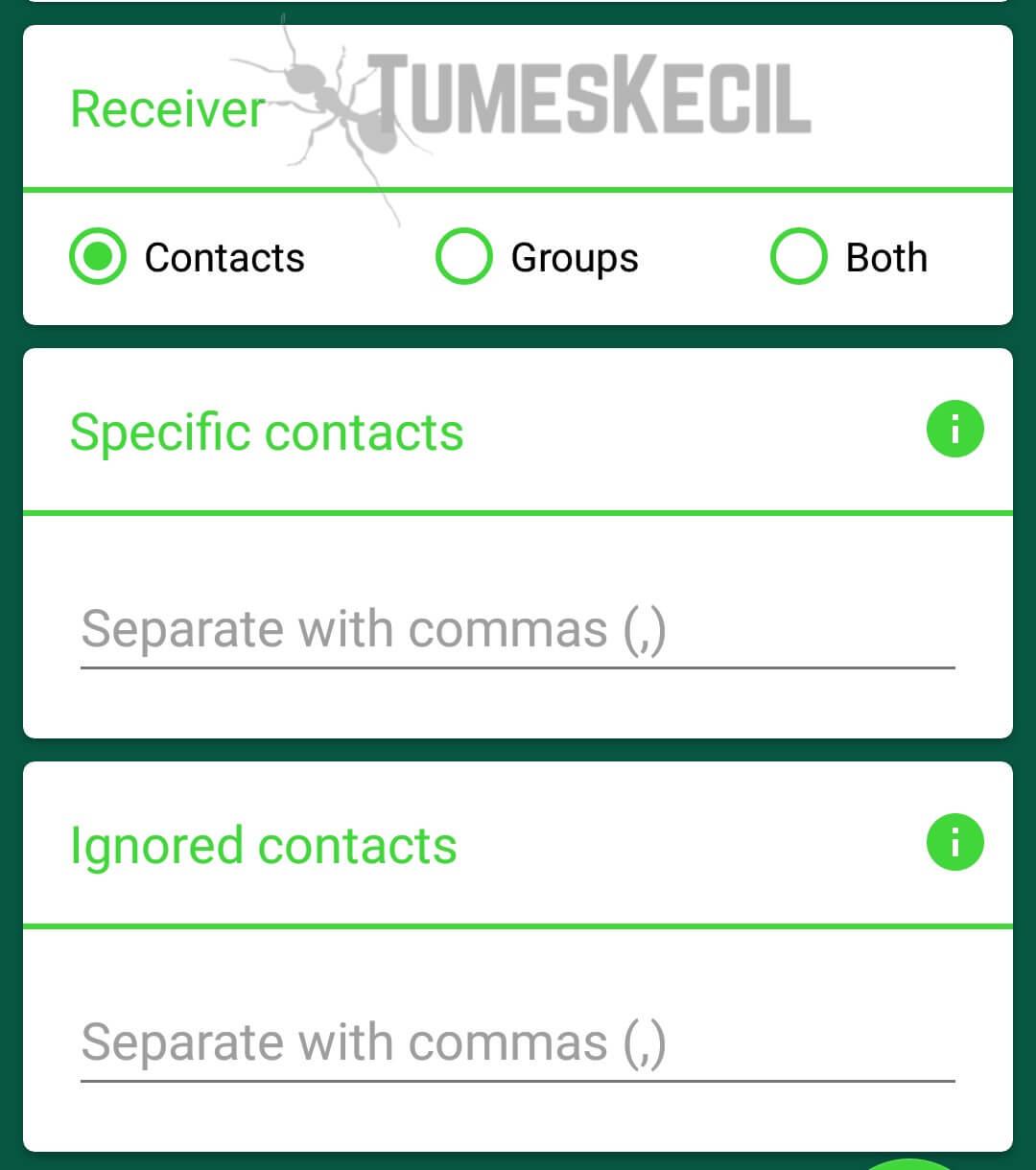 Cara Membuat Bot Balas Otomatis Whatsapp Tanpa Root - TumesKecil