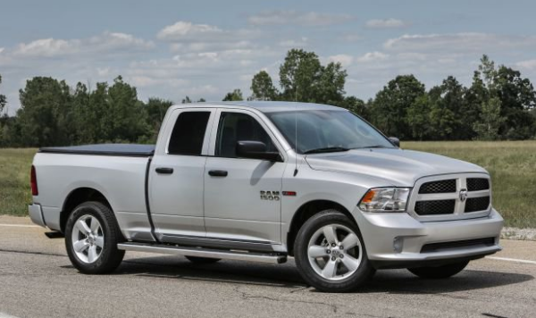 2017 RAM 1500 Limited EcoDiesel Changes