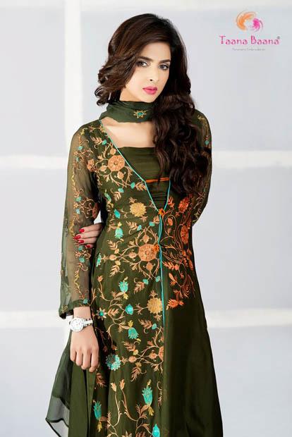 0278808cfc68 Fashion and Styles  Taana Baana Summer Dresses 2013 Vol-1 For Women