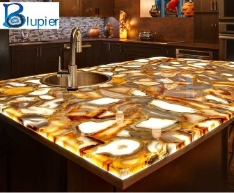 Precious Stone Slabs Counter Tops