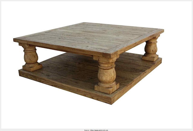 Cool Wood Cocktail Table Pictures