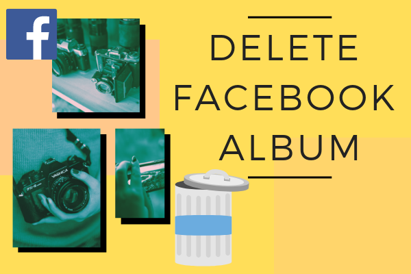 Delete Facebook Album
