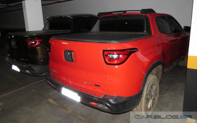 Fiat Toro 1.8 Flex Automática 2016